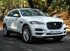Autocar Show: Jaguar F-Pace 25t petrol review