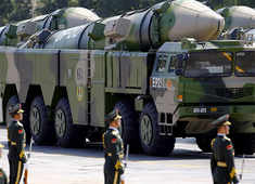 China spends four times more than India on defence: SIPRI