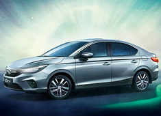 A newer version of the Honda City is here