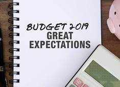 Budget 2019: Tax sops and great expectations