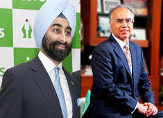 Shivinder Singh & Sunil Godhwani in custody of EOW Delhi