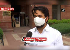 Digvijaya Singh's remark shows Congress wants support from Pakistan: Union Minister Anurag Thakur