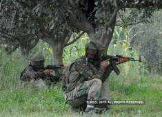 J-K: Encounter underway in Anantnag, 2-3 terrorists cornered