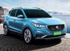 MG Motor unveils its first electric car in India