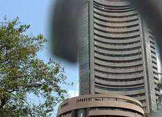 Sensex opens flat, Nifty trades at 11,120; Titan falls 5% on growth concerns