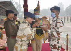 Galwan, Shyok and Rezang: ITBP names its canine warriors after strategic locations