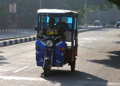 India overtakes China with e-rickshaw revolution