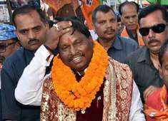 Jharkhand: BJP's Arjun Munda wins Khunti Lok Sabha seat by just 1445 votes