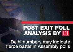 ET Post Exit Polls analysis: Delhi numbers may indicate fierce battle in Assembly polls