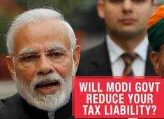 Budget 2019: Will Modi govt reduce your tax liability?