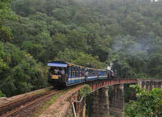 Nilgiri Mountain Railway resumes services