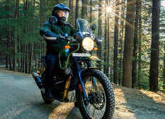 Royal Enfield launches a new version of adventure tourer Himalayan priced at Rs 2 lakh