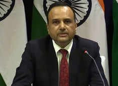 Situation along LAC result of actions of Chinese side: MEA