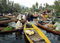 Restrictions eased in J-K; life returning to normal