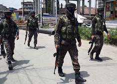 MHA approves additional deployment of 10,000 jawans in J&K