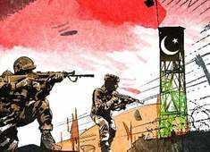 J-K: Soldier killed as Pak army violates ceasefire along LoC in Rajouri