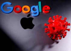 How does the iOS and Android coronavirus exposure notification system work