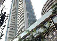 Sensex drops 70 points, Nifty tests 11,550; Hero MotoCorp gains 3%