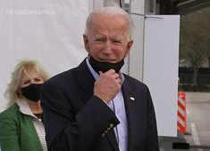 Strikes in Syria sent warning to Iran to 'be careful': Joe Biden
