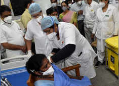 COVID-19 vaccination sessions held in only six states today, 2.24 lakh received jab so far says Health Ministry