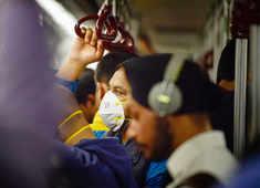 Coronavirus outbreak: How Delhi Metro and buses are being sanitised