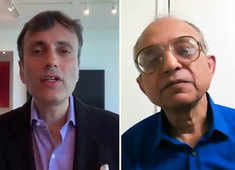 ET Awards 2020: We are seeing a sharp bounce after the economy contracted sharply in 2020, says Ruchir Sharma of Morgan Stanley to Swami Aiyar