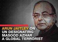 UN blacklisting of Masood Azhar: Big success for Modi govt, says Jaitley