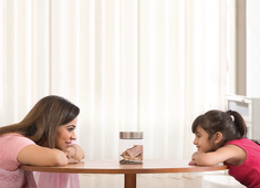 Is your financial behaviour hurting your children?