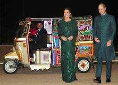 Prince William and Kate Middleton's royal tour of Pakistan