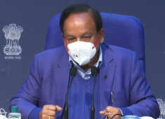 People above 50 years could be vaccinated in March: Harsh Vardhan, Health Minister