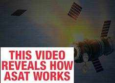 Mission Shakti: This DRDO video reveals how ASAT works