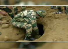 BSF detects 150-meter tunnel along India-Pak border in Jammu: Ground report
