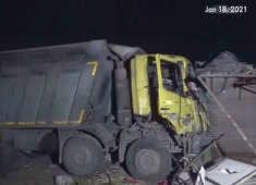 Gujarat: 15 people killed after truck runs over them near Surat