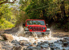 Jeep's new Wrangler is Rs 10 lakh cheaper than the outgoing model, starts at Rs 54 lakh