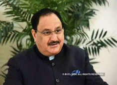 Covid-19: JP Nadda urges BJP workers to donate Rs 100 each to PM-CARES Fund