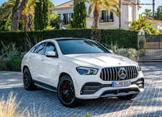 Mercedes AMG GLE 53 4MATIC+ Coupe coming to India