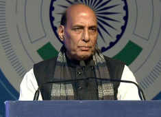 Defence Expo 2020: India will emerge as defence manufacturing hub in coming years, says Rajnath Singh