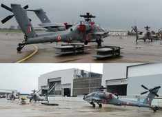First batch of Boeing AH-64E Apache helicopters for IAF reaches India