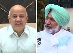 Punjab, Delhi spar over quality education, Minister Sidhu responds to Sisodia's jibe