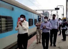 Lockdown 4.0: First intra-state train service begins in Bengaluru