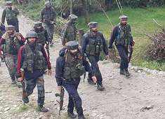 J&K: 1 terrorist killed in Shopian encounter, arms & ammunition recovered