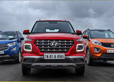 Autocar Show: Catch comparison test Hyundai Venue, Tata Nexon and Ford EcoSport