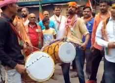 Election Results: BJP workers celebrate across India as NDA heads for landslide win