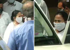 Mamata Banerjee makes unscheduled visit to Abhishek Banerjee's house ahead of CBI questioning of his wife