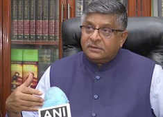 Criticise us but don't lecture us on democracy: RS Prasad on Twitter's non-compliance with new IT Rules