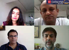ET Catalyse Virtual 03: How BFSI marketers navigate and adapt to the new normal