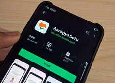 Aarogya Setu app registers 9 crore downloads: Amitabh Kant