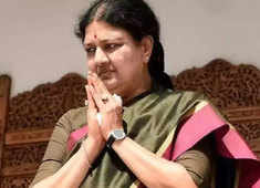 AIADMK leadership issues stern warning to cadre who are in touch with Sasikala