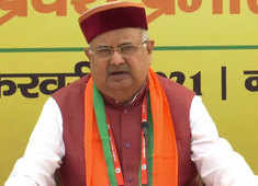 Farmers' protest a conspiracy by Congress and Left: BJP's Raman Singh