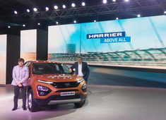 Tata Motors launches Harrier SUV from Rs 12.69 lakh